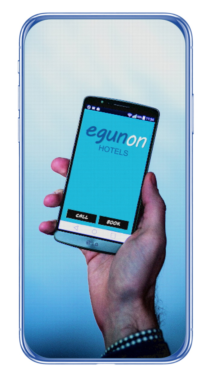 contacta con egun on hotels